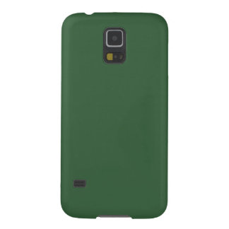 Hunter Green Samsung Galaxy S5 Case