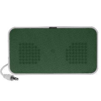 Hunter Green Speakers
