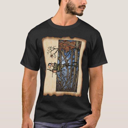 HUNTER HANG B150 BLK T-Shirt
