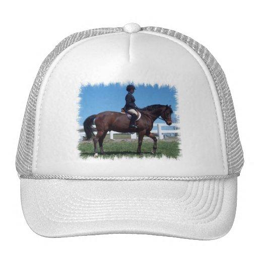Hunter Horse Show Baseball Hat