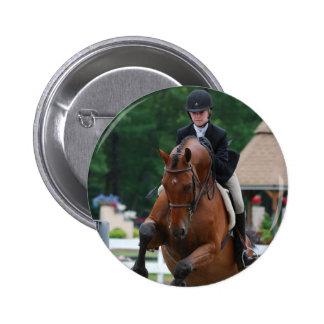Hunter Horse Show Buttons