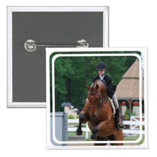 Hunter Horse Show Pin