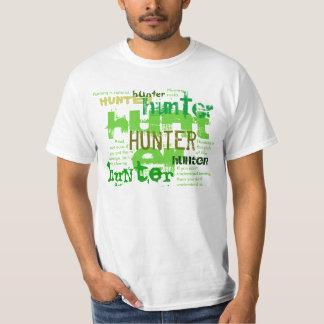 Hunter Hunting (Camouflage) T-Shirt