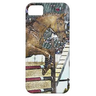 Hunter Jumper iPhone 5 Cover