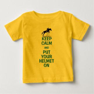 Hunter Jumper Equestrian Baby T-Shirt