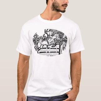 Hunter Jumper Equestrian Graphic T-Shirt