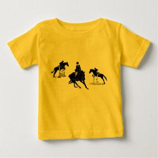 Hunter Jumper Equestrian Horse Baby T-Shirt