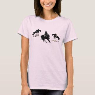 Hunter Jumper Equestrian Horse T-Shirt