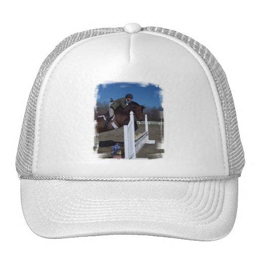 Hunter Jumper Horse Baseball Hat