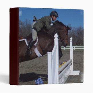 Hunter Jumper Horse Binder