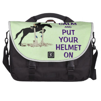 Hunter Jumper Horse Bag For Laptop