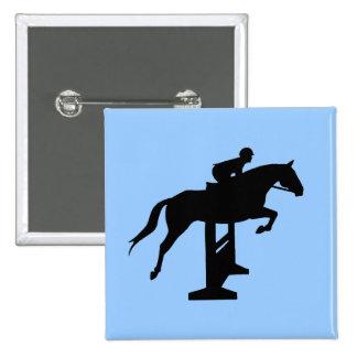 Hunter Jumper Horse Rider Buttons