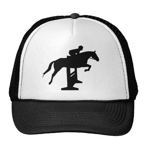 Hunter Jumper Horse & Rider Trucker Hats