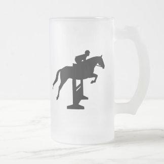 Hunter Jumper Horse & Rider Mugs