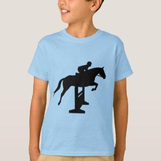 Hunter Jumper Horse & Rider T-Shirt