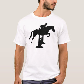 Hunter Jumper Horse & Rider T-Shirt