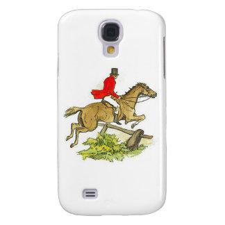 Hunter Jumper Horseback Rider Samsung Galaxy S4 Cover