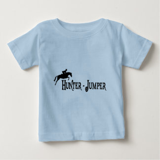 Hunter Jumper (pirate style) Baby T-Shirt