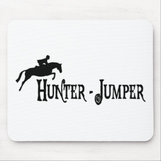 Hunter Jumper (pirate style) Mouse Pad