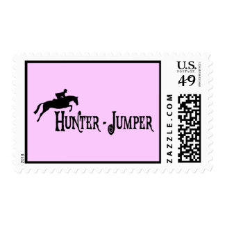 Hunter Jumper (pirate style) Stamp