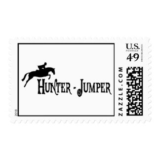 Hunter Jumper (pirate style) Postage
