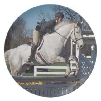 Hunter Jumper Plate