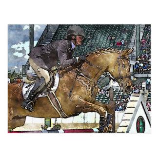 Hunter Jumper Postcard