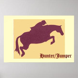 Hunter/Jumper  Poster