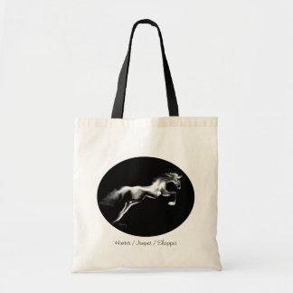 Hunter/Jumper/Shopper ~ Tote Bag