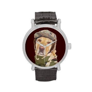 Hunter Lab Lover Watch