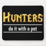 Hunter Mousepad