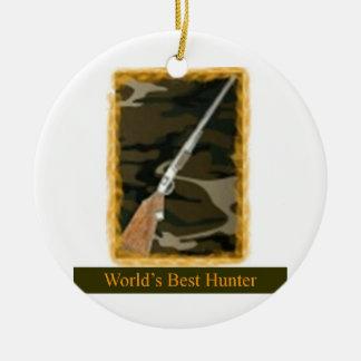 Hunter ornament