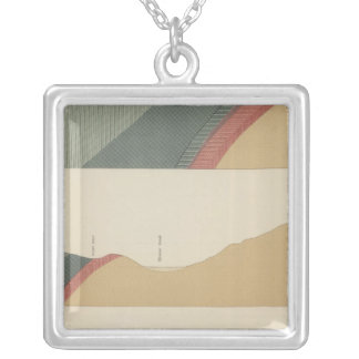 Hunter Park Special Sheet Silver Plated Necklace