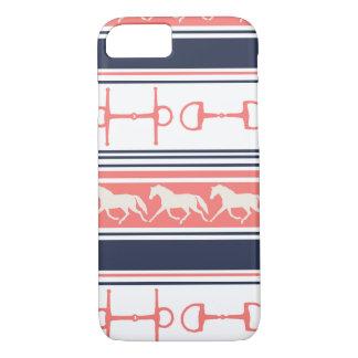 Hunter Pony Pointillism iPhone 8/7 Case