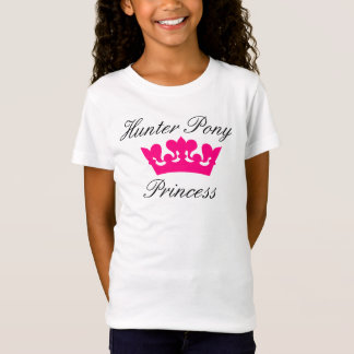Hunter Pony Princess T-Shirt