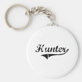 Hunter Professional Job Keychains