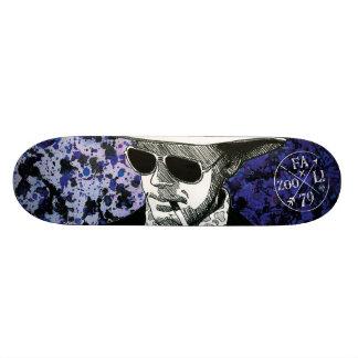 Hunter S Thompson, Bat Country Skateboard