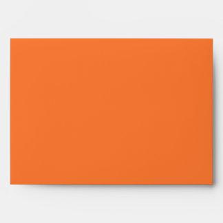 Hunter Safety Orange Envelopes