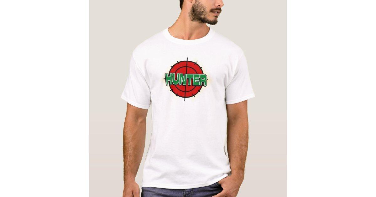 Hunter T Shirt | Zazzle.com