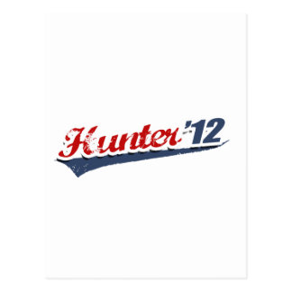 Hunter Team Postcard