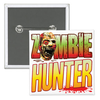 Hunter Zombie Head Buttons