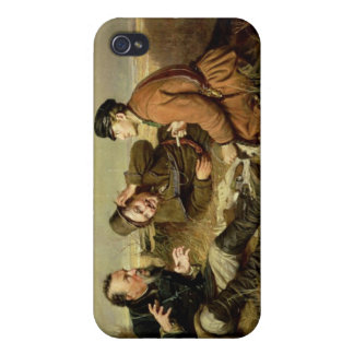 Hunters, 1816 iPhone 4/4S cases