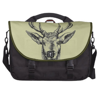 Hunters Buck Laptop Computer Bag