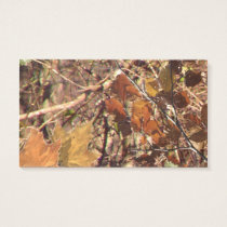 Hunter's Camo Camouflage Painting Customize This!