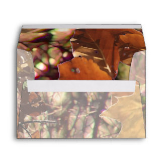 Hunter's Camo Camouflage Painting Customize This! Envelopes