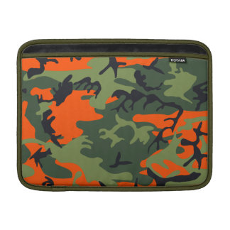 Hunter's Camouflage MacBook Air Sleeve