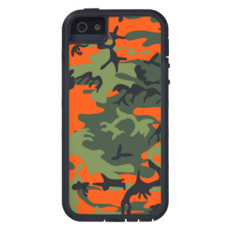Hunter's Camouflage on Iphone iPhone 5 Cover