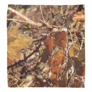 Hunter's Camouflage Painting Decor Bandana