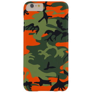 Hunters Camouflage Pattern Barely There iPhone 6 Plus Case