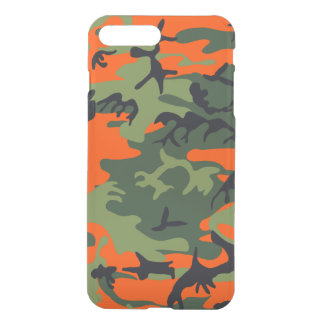 Hunters Camouflage Pattern iPhone 7 Plus Case